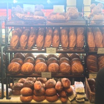 The most glorious sourdough bread.
