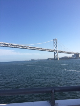 Hellooo bay bridge.